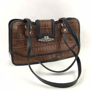MC Marc Chantal Soft Faux Leather Handbag Purse